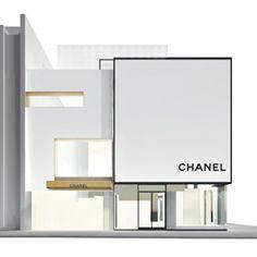 Chanel's new LA store - PurseForum