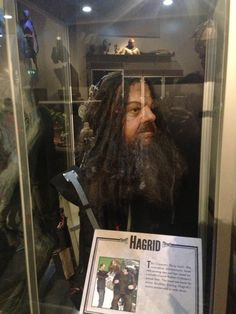 Hagrid Mask