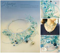 Entropy  freeform necklace kit