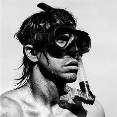Anthony Kiedis by Anton Corbijn (Palm Beach 2003)