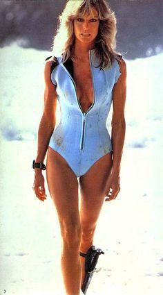 """Farrah Fawcett ♥ ♥ ♥  """"Sunburn""""  1979"""