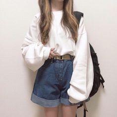 Teen Fashion Outfits, 80s Fashion, Girl Fashion, Fashion Tips, Korean Fashion Teen, Frock Fashion, Fashion Hacks, Color Fashion, Fashion Quotes