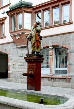 Narrobrunnen (Fool's fountain), Villingen, Germany Copyright: Jasmine Wang