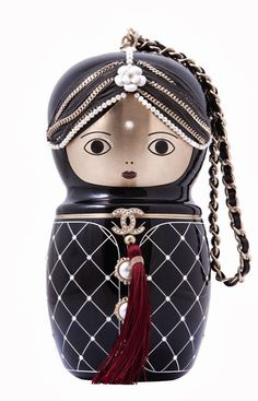 Chanel Doll Purse