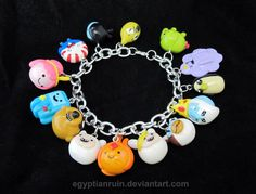 Adventure Time Bracelet 2 by egyptianruin.deviantart.com on @deviantART