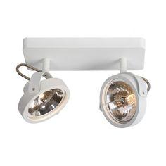 Spot Light Dice-2 - Weiß