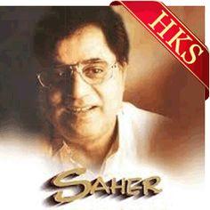 Ghazals karaoke Songs :-  SONG NAME - Tere Baare Mein Jab Socha Nahin Tha  MOVIE/ALBUM - Saher  SINGER(S) - Jagjit Singh  MUSIC DIRECTOR- Jagjit Singh