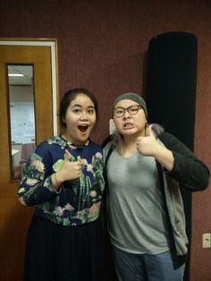 with Yuka Tamada