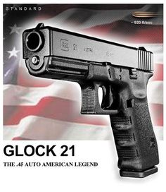 Glock 21 a favorite in my collection Find our speedloader now!  http://www.amazon.com/shops/raeind