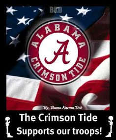 Thank you all and Roll Tide Roll!!