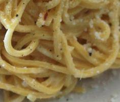 i migliori siti di cucina spaghetti al profumo di limone