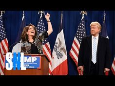 Palin Endorsement Cold Open - SNL - YouTube