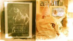 """Mon #VendrediLecture: """"L'ordre des loups, T1 Mortelle destinée"""" de Bonnie Vanak chez Harlequin France Collection Nocturne. avez-vous partagé votre vendredi lecture ?"""