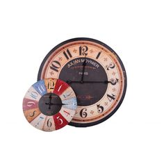 Nowoczesne zegary na ścianę - kolorowe i drewniane
