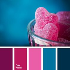 Great collection of Contrasting Palettes with different shades. Color ideas for home, bedroom, kitchen, wall, living room, bathroom, wedding decoration | Page 19 of 98.
