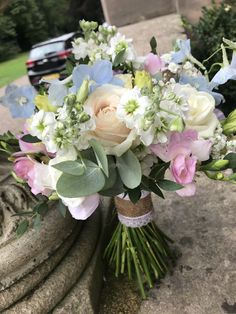 Pastel bouquet...