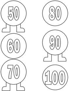 44 En Iyi 10ar Ritmik Sayma Görüntüsü 2019 Numbers Kindergarten