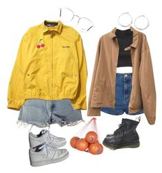 """""""Untitled #211"""" by tater-titties on Polyvore featuring Levi's, Polo Ralph Lauren, Georgia Perry, Edith A. Miller, Topshop, River Island, Dr. Martens, Lauren Ralph Lauren, NIKE and Ray-Ban"""