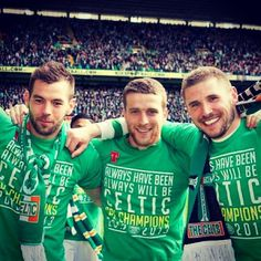 Celtic are the champions of Scotland once again:D