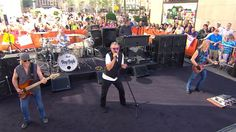 'Smoke on the Water': Deep Purple rocks TODAY plaza - TODAY.com