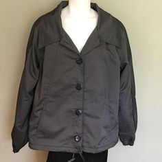 Christopher & Banks jacket  Christopher & Banks rain coat jacket. Size XL. Great condition. Christopher & Banks Jackets & Coats