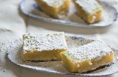 lemon bars #lemon bars #bars #lemons food-i-ve-made