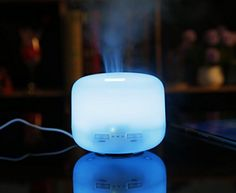 Sample Page Aroma Diffuser, Essential Oil Diffuser, Essential Oils, Humidifier, Aromatherapy, Mists, Spa Bedroom, Fragrance, Led
