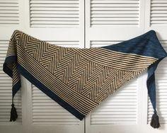 Doo Wop Test knit for Lisa Hannes (maliha designs) by @knapknits   malabrigo Arroyo