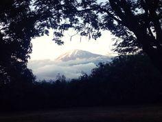 Mount Kilimanjaro (taken by my sister on an iPhone!)