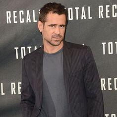 Colin Farrell: I was drug addict dad