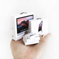 Imac G4, Apple Packaging, Macbook Pro Sale, Keyboard Stickers, Gold Apple Watch, New Ipad Pro, Doll Food, Mac Mini, I Love Ny
