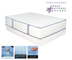 Texas Mattress Makers Oslo Foamless Sleep Plush Select
