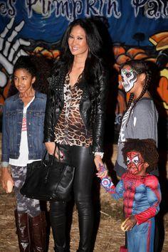 Kimora Lee Simmons ...love that girl ;)