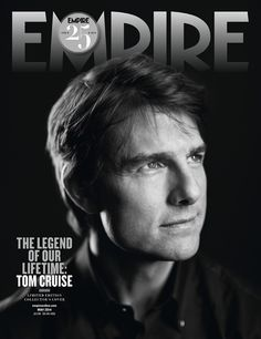 Empire Tom Cruise Magazine Cover