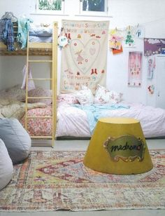 cute-boho-girl-room