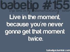 babetipe 155...so true. life-tips