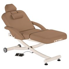Earthlite's Ellora Vista massage table is engineered with an even better, stronger and faster motor, which will last years – and even decades.