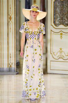 LUISA BECCARIA - Primavera-Estate 2016 - #mfw #milano @fashion