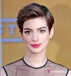 Anne Hathaway - - hairstyle - easyHairStyler