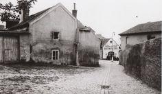 Břevnovská náves, foto p. Císař Old Pictures, Vintage Pictures, Homeland, Czech Republic, Prague, Cthulhu, City, Photography, Painting