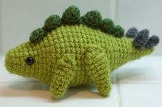 Dinosaur « Free Amigurumi Patterns