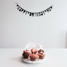 #Wordbanner #tip: Happy #birthday - Buy it at www.vanmariel.nl - € 11,95