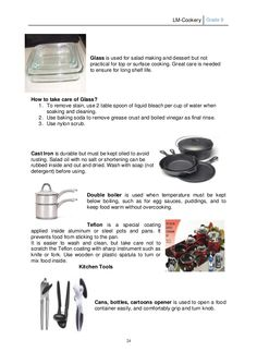 LM Cookery G9 Long Shelf, How To Make Salad, Educational Technology, Teacher, Cooking, Desserts, Professor, Kochen, Deserts