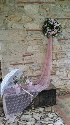 Baptism Decorations, Church Wedding Decorations, Wedding Designs, Wedding Styles, Orthodox Wedding, Beauty Salon Design, Wedding Crafts, 1st Birthday Girls, Bridal Shower Games