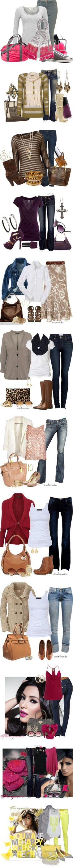 4 by shnnn-ellis on Polyvore featuring moda, J.Crew, Topshop, mbyM, Converse, Old Navy, Monsoon, Big Star, MANGO and Qupid