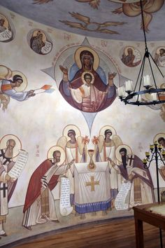 An Interview with Iconographer Seraphim O'Keefe – Orthodox Arts Journal Byzantine Icons, Byzantine Art, Religious Images, Religious Art, Archangel Raphael, Raphael Angel, Orthodox Prayers, Holy Cross, Albrecht Durer