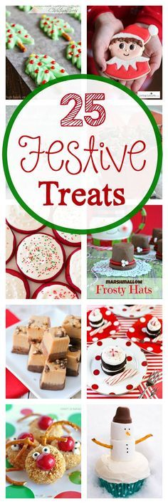 Check Out Our Pin Of The Day!  25 Festive Christmas Holiday Treats (scheduled via http://www.tailwindapp.com?utm_source=pinterest&utm_medium=twpin&utm_content=post17655280&utm_campaign=scheduler_attribution)