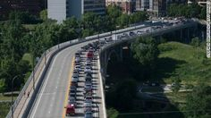 Protesters shut down Minneapolis freeway during rush hour