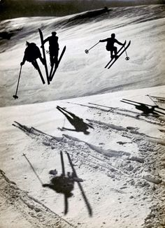 Still from Arnold Fanck's Der Weiße Rausch, 1931 Photo Ski, Apres Ski Party, Cl Design, Vintage Ski Posters, Vintage Hawaii, Ski Fashion, Beach Trip, Hawaii Beach, Oahu Hawaii