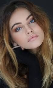 Thylane Blondeau, Most Beautiful, Eyes, Beauty, Paint, Paintings, Paint For Walls, Cosmetology, Painting